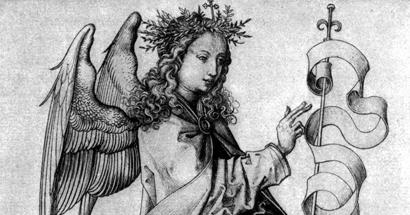 Ange en Bénédiction