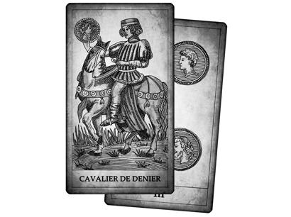 Cartes de Denier du Tarot