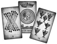 Cartes Numérales du Tarot