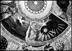 Fresque Chrétienne