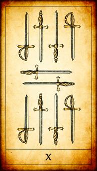 10 d'Épée