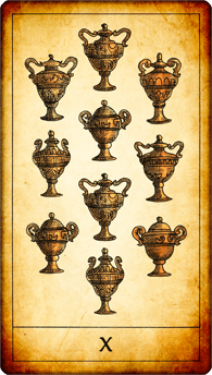 10 de Coupe