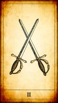 2 d'Épée