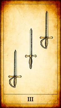 3 d'Épée