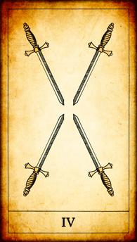 4 d'Épée