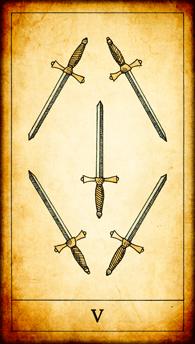 5 d'Épée