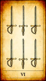 6 d'Épée