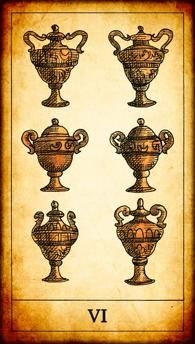 6 de Coupe