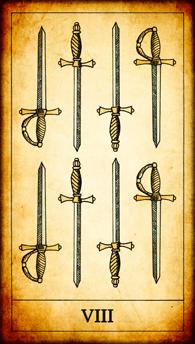 8 d'Épée