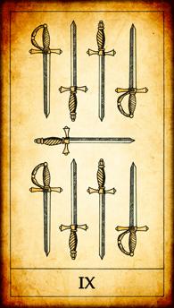 9 d'Épée