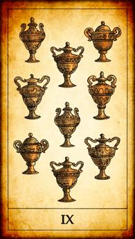 9 de Coupe