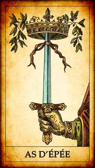 As d'Épée