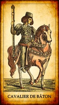 Cavalier de Bâton