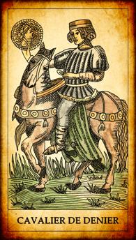 Cavalier de Denier