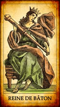 Reine de Bâton
