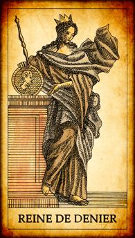 Reine de Denier