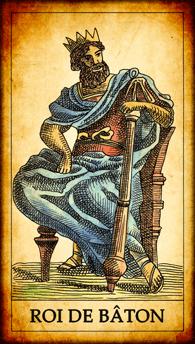 Roi de Bâton