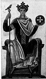 Empereur Tarot