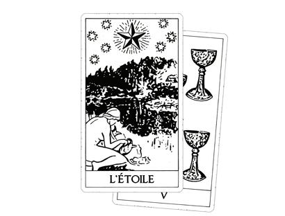 Tarot Complet – Tarot Blanc des Archétypes
