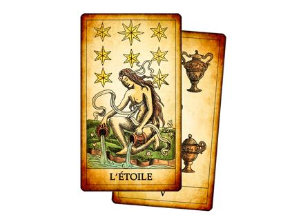 Tarot Complet – Tarot des Jeux de Cour